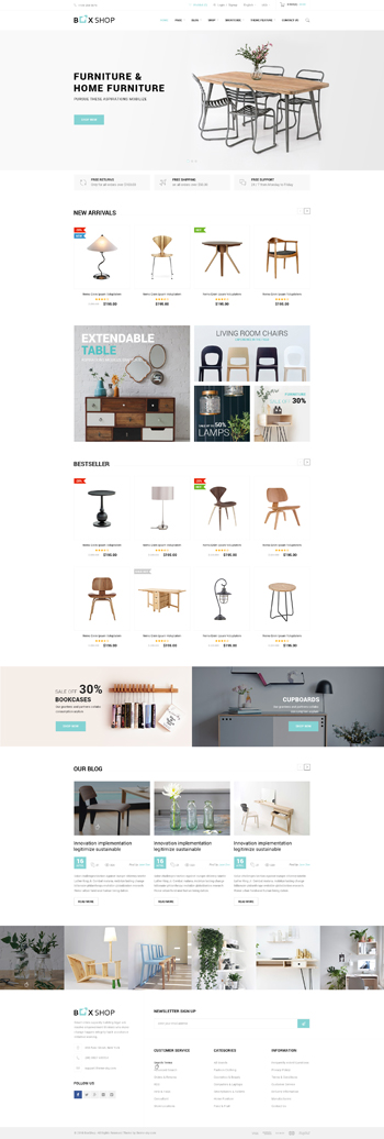 Documentation | BoxShop - Responsive WooCommerce WordPress Theme